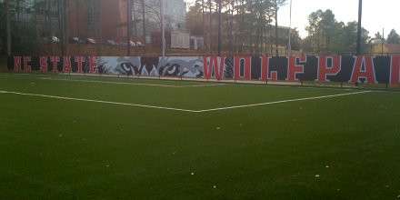 Soccer Field Fence Graphics